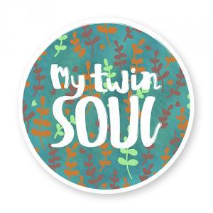Наклейка My Twin Soul<br>