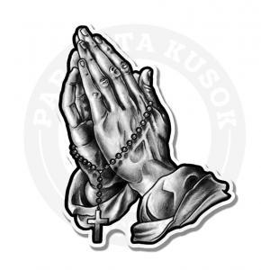 Pray hands<br>