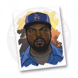 Стикер Ice Cube<br>