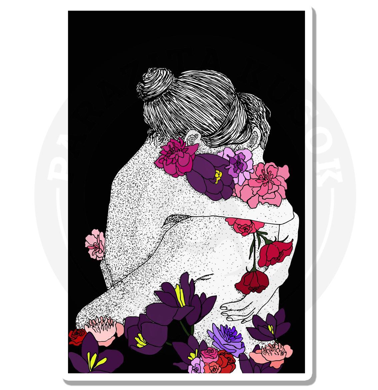 Объятия в цветах<br>