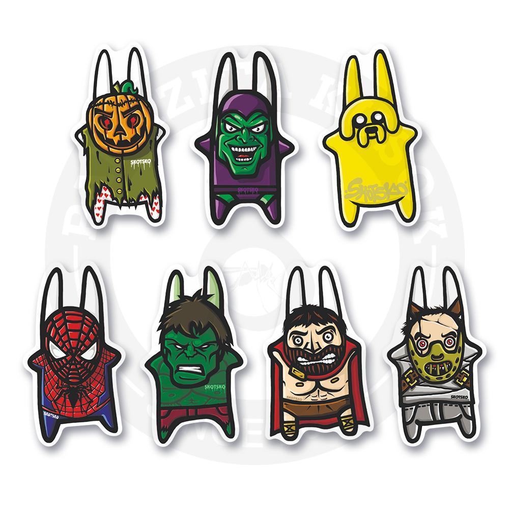 Супергерои<br>