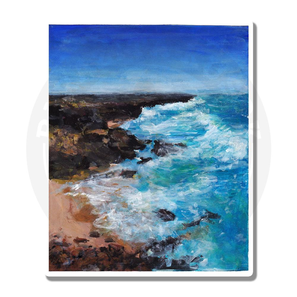 Море и скалы<br>
