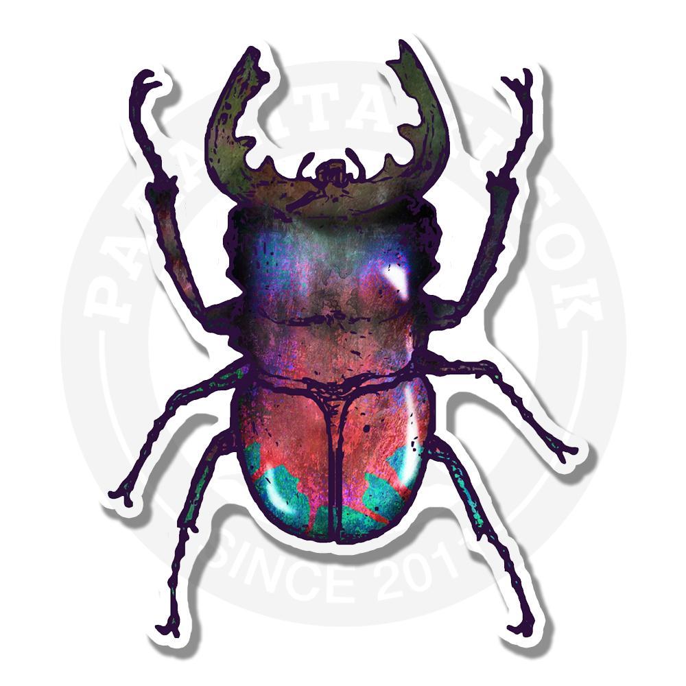 Перламутровый жук<br>