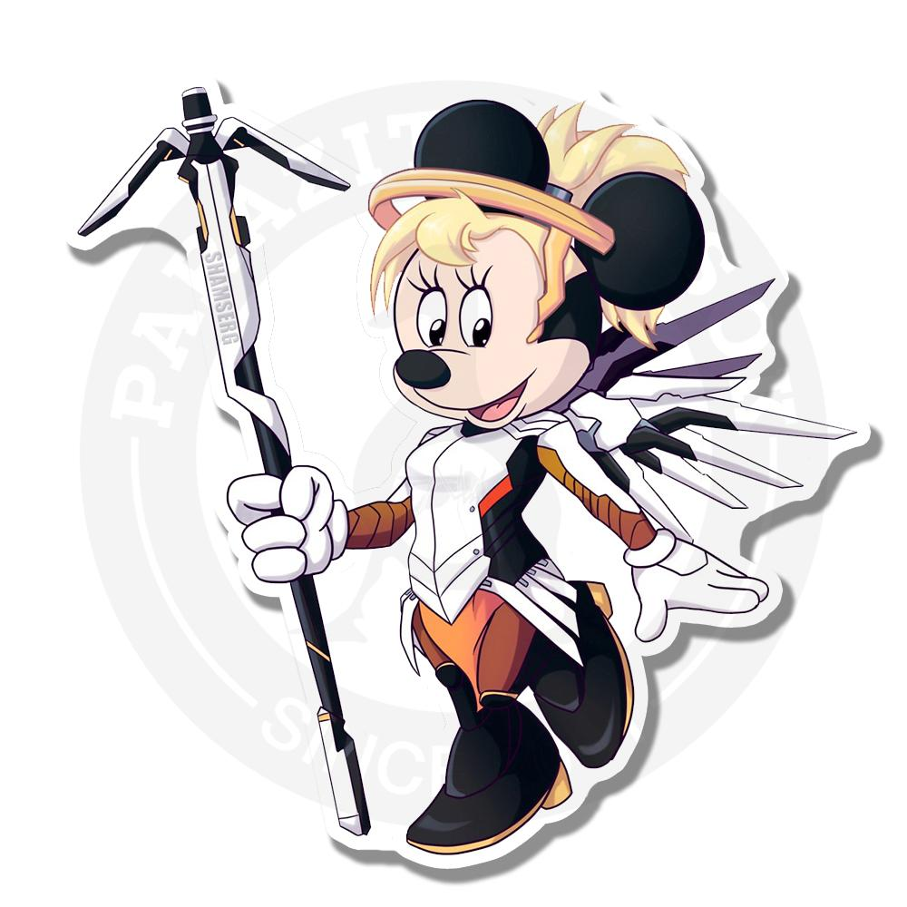 Mercy Mouse<br>