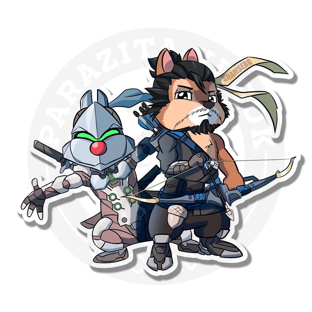 Ovewatch Ninjas<br>