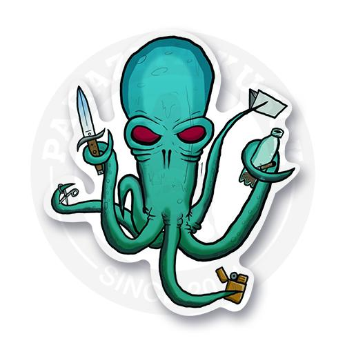 осьминог Из глубин<br>
