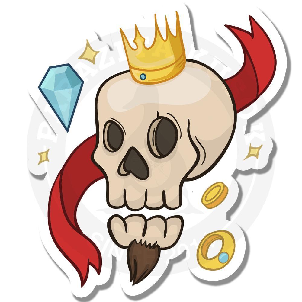 Король скелетов<br>