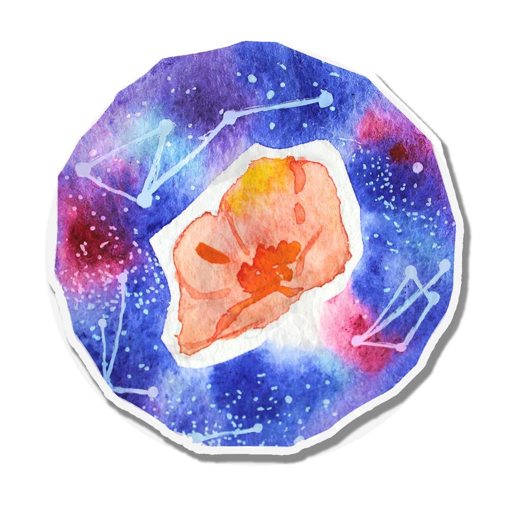Космический цветок<br>