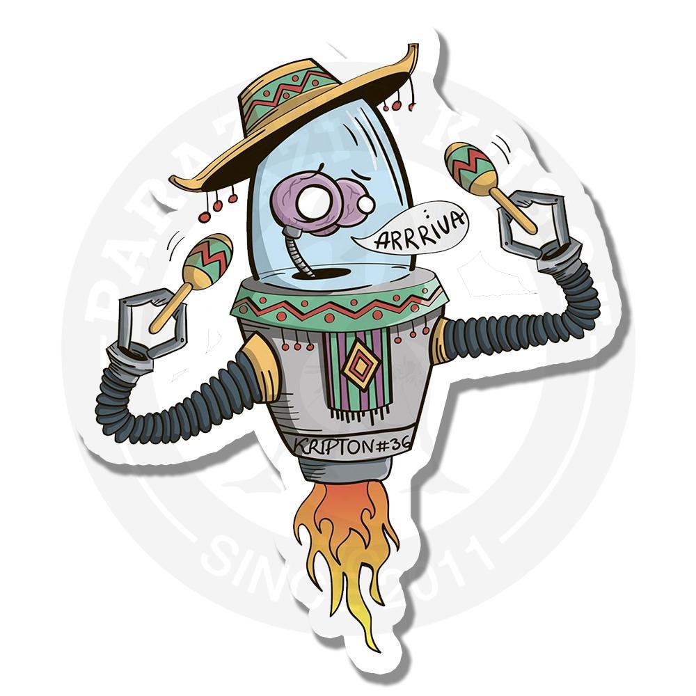 Мексиканский робот<br>