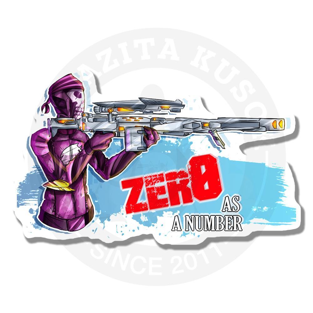 Zer0 Borderlands 2<br>