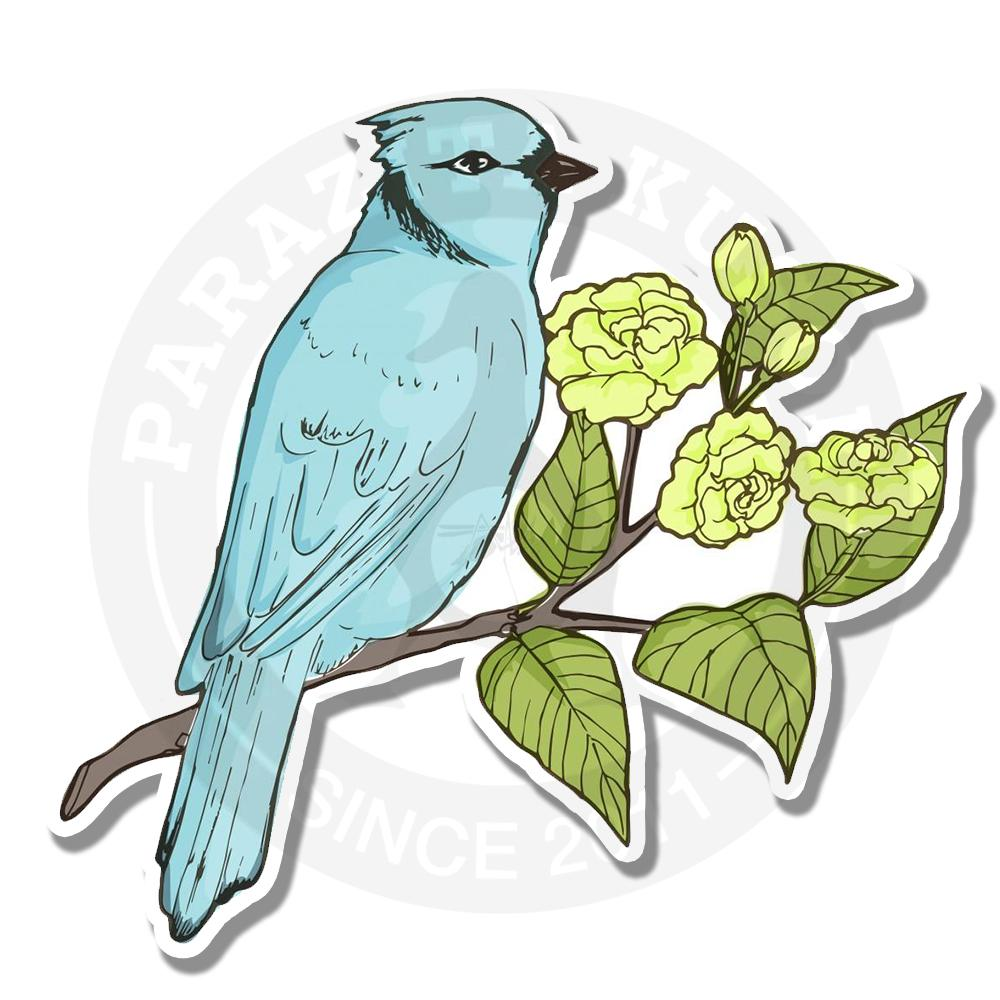 Голубая птица<br>