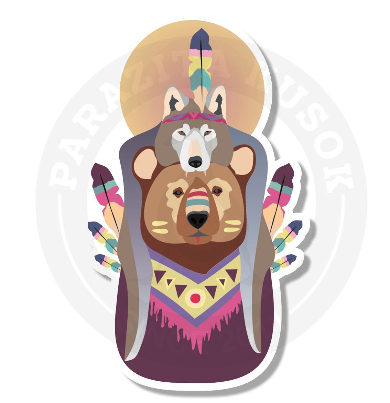 Медведь шаман<br>