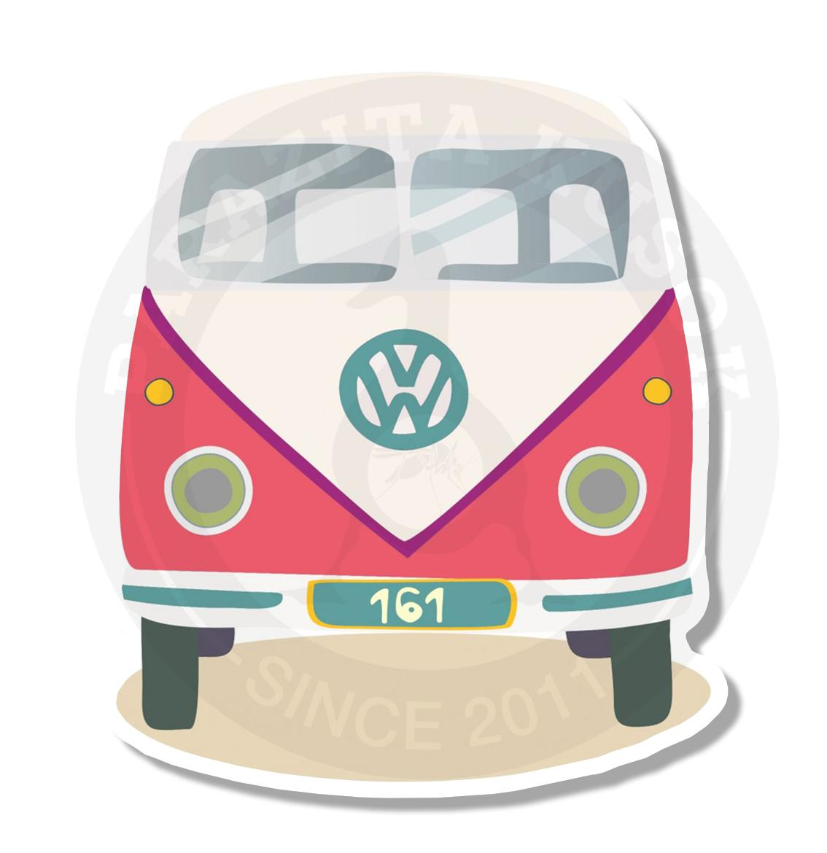 Хиппи фургон<br>