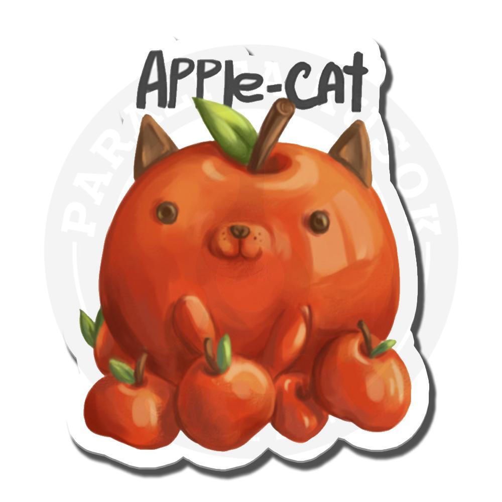 Яблоко-кот<br>