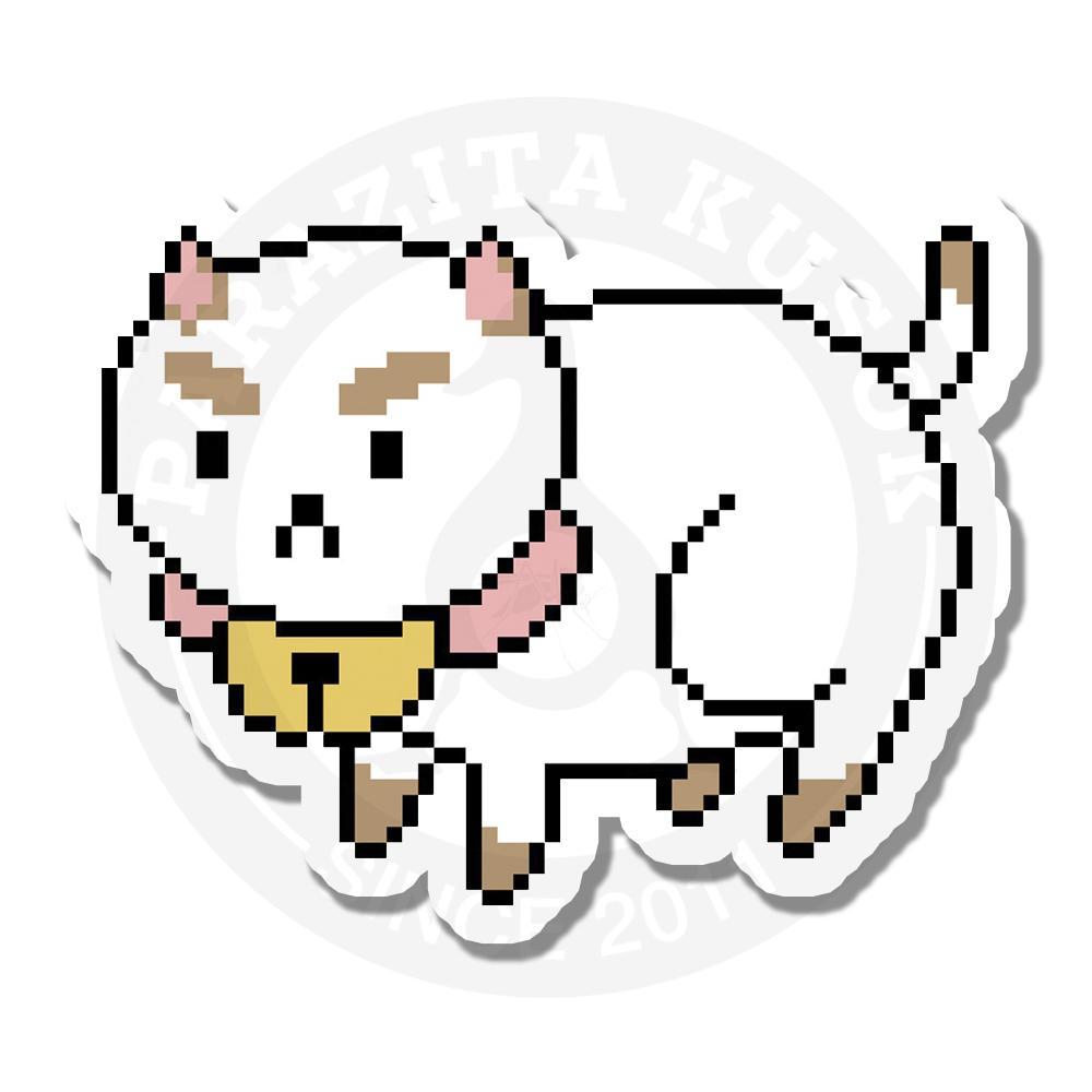 Котик из пикселей<br>