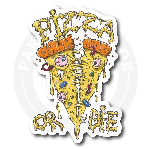 Пицца/Pizza or die<br>