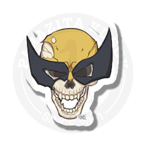 Logan dead skull<br>
