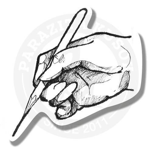 Наклейка Карандаш/Sticker Pencil<br>