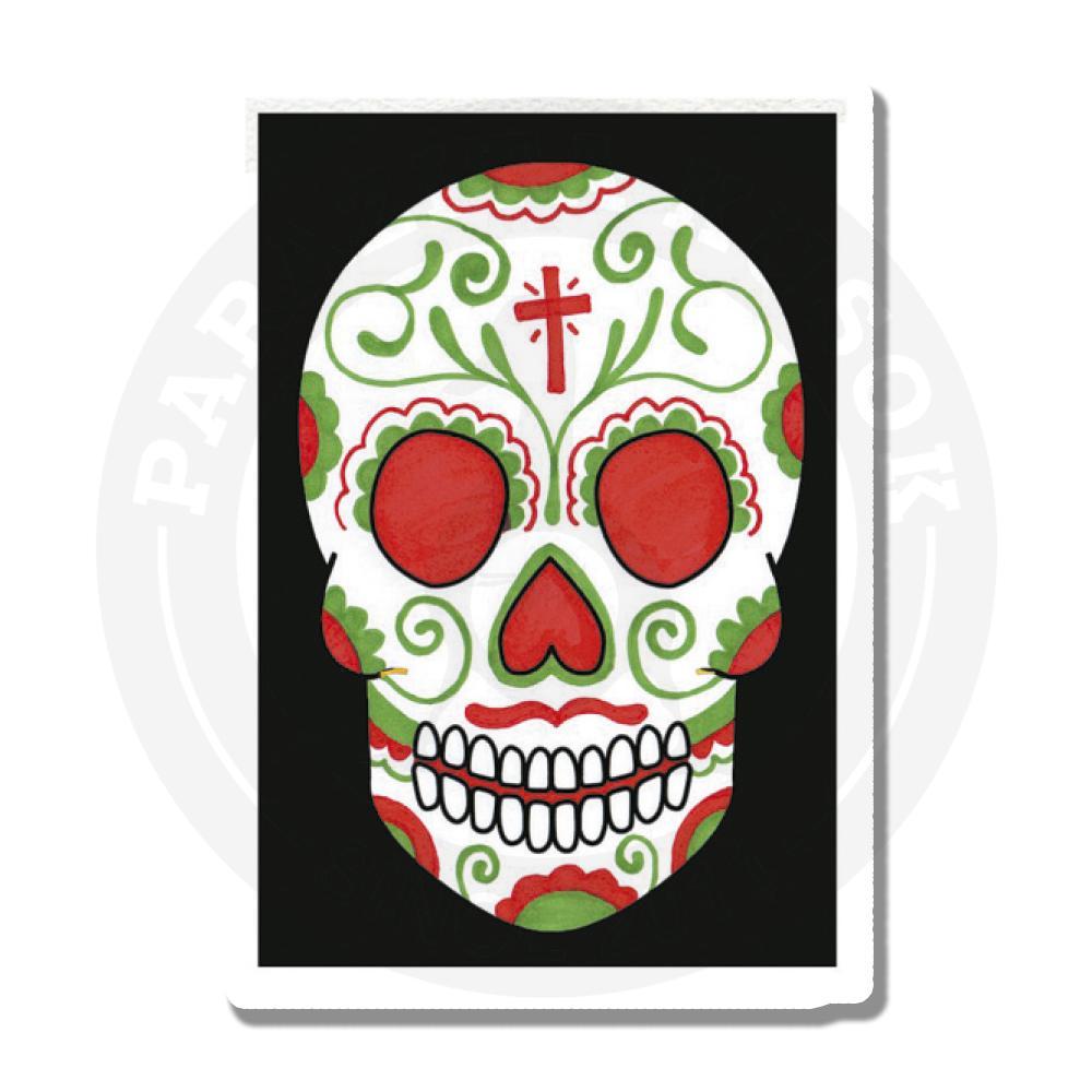 Мексиканский череп<br>