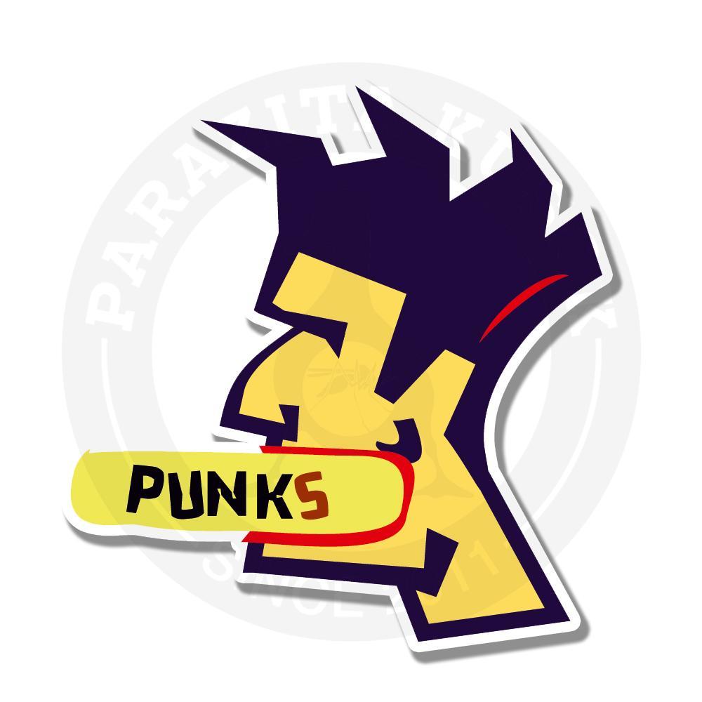 Наклейка Панк<br>