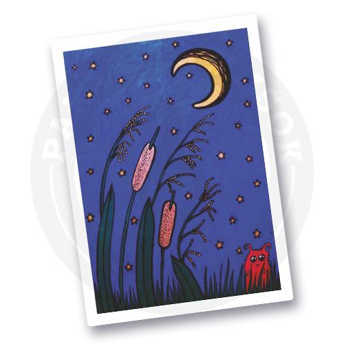 Летняя ночь в камышах<br>