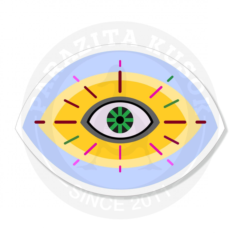 Всевидящее око<br>