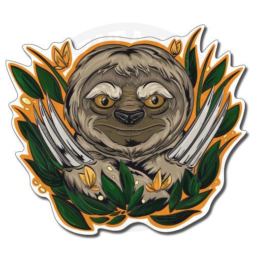 Ленивец росомаха<br>