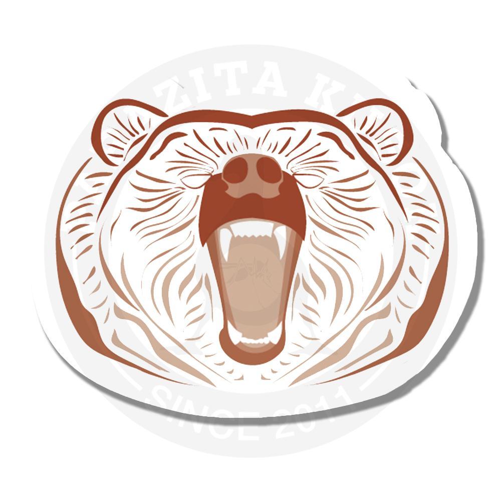 Красный медведь<br>