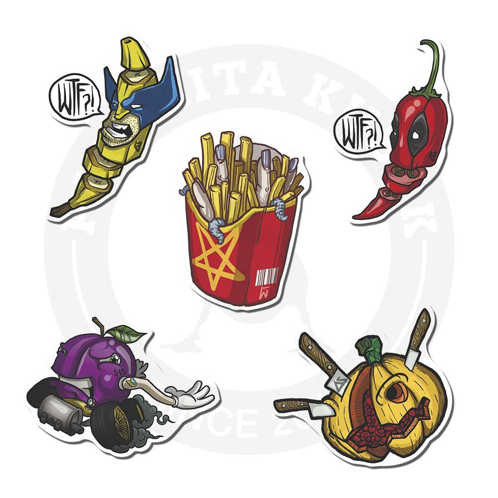 Bad food<br>