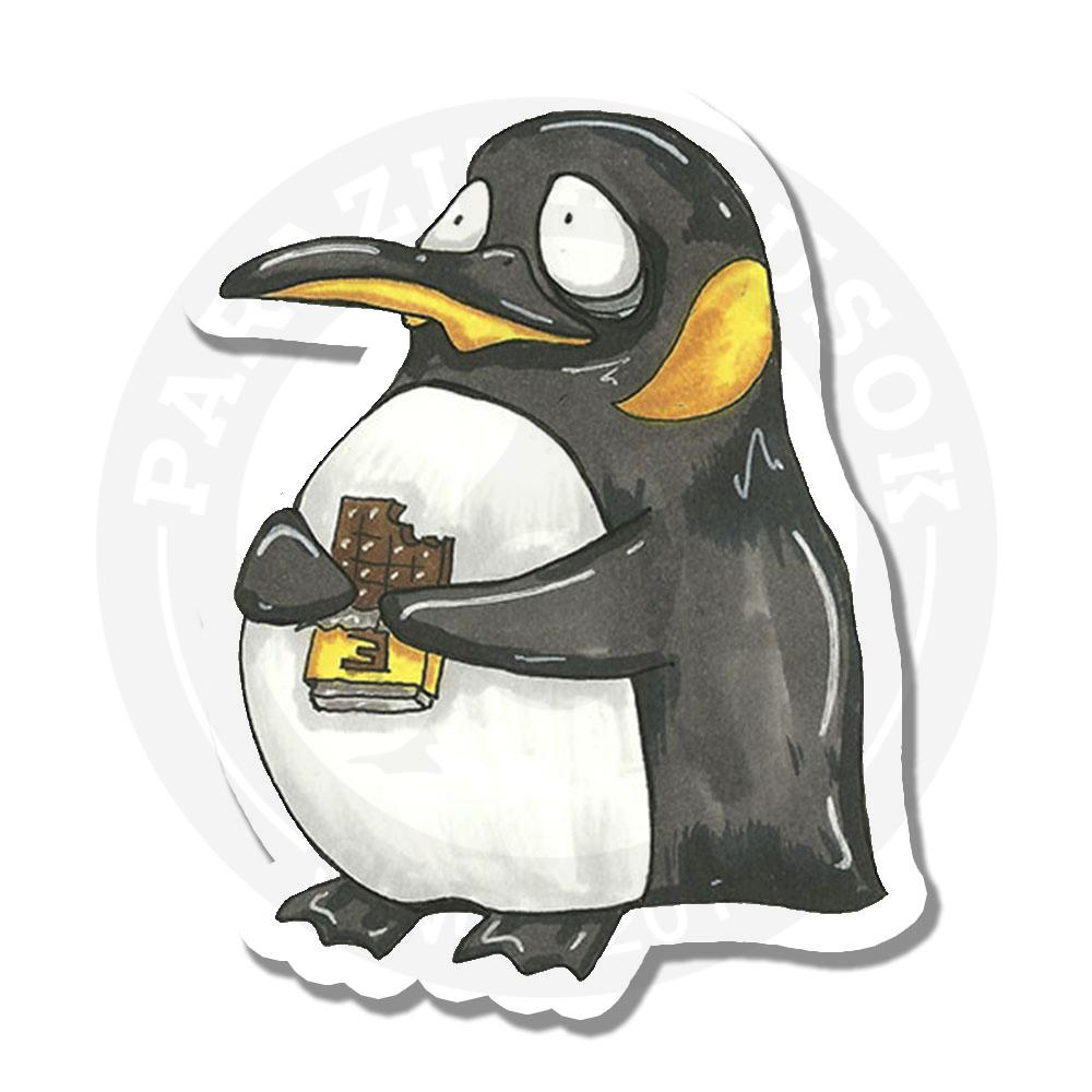 пингвин на диете<br>
