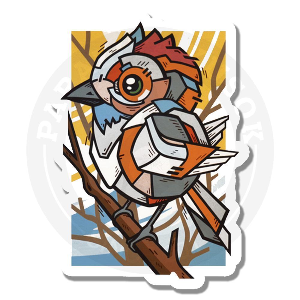 Птичка-невеличка<br>