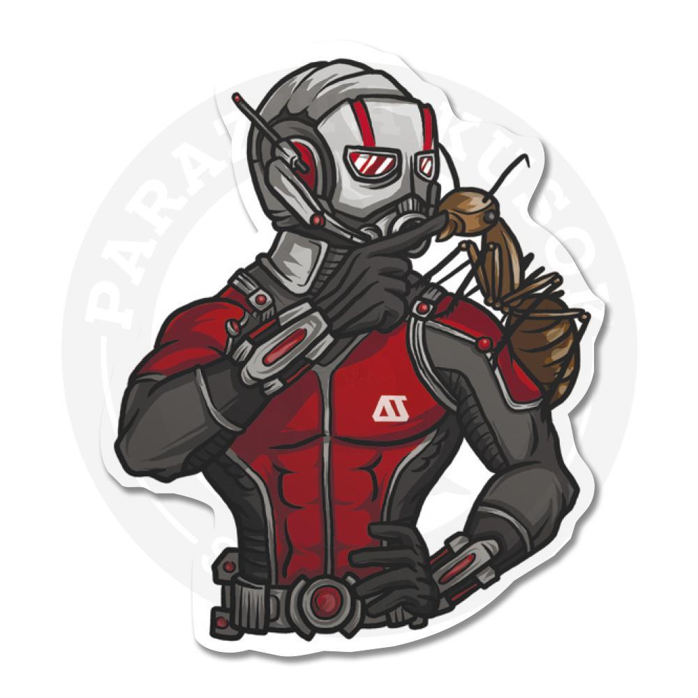 Человек-муравей<br>