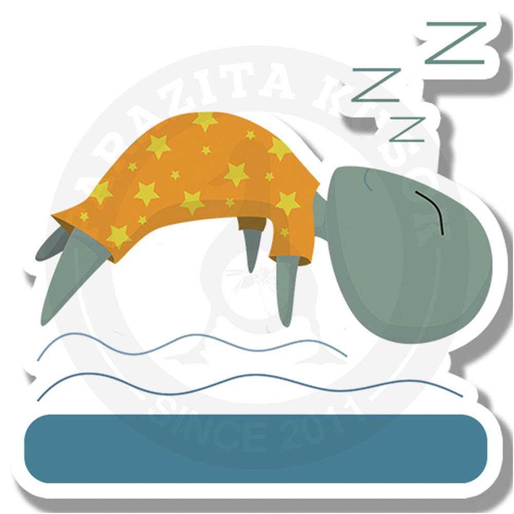 Спящий пришелец<br>