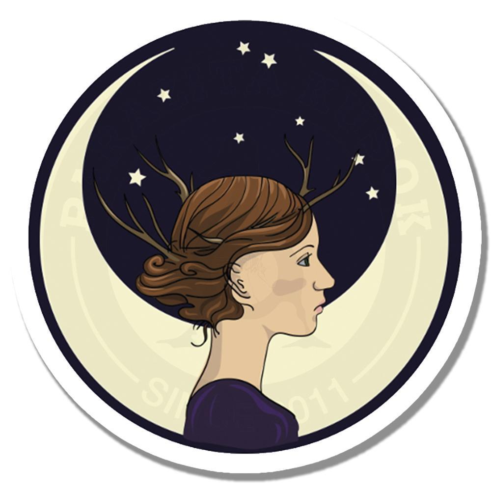 Девушка луна<br>