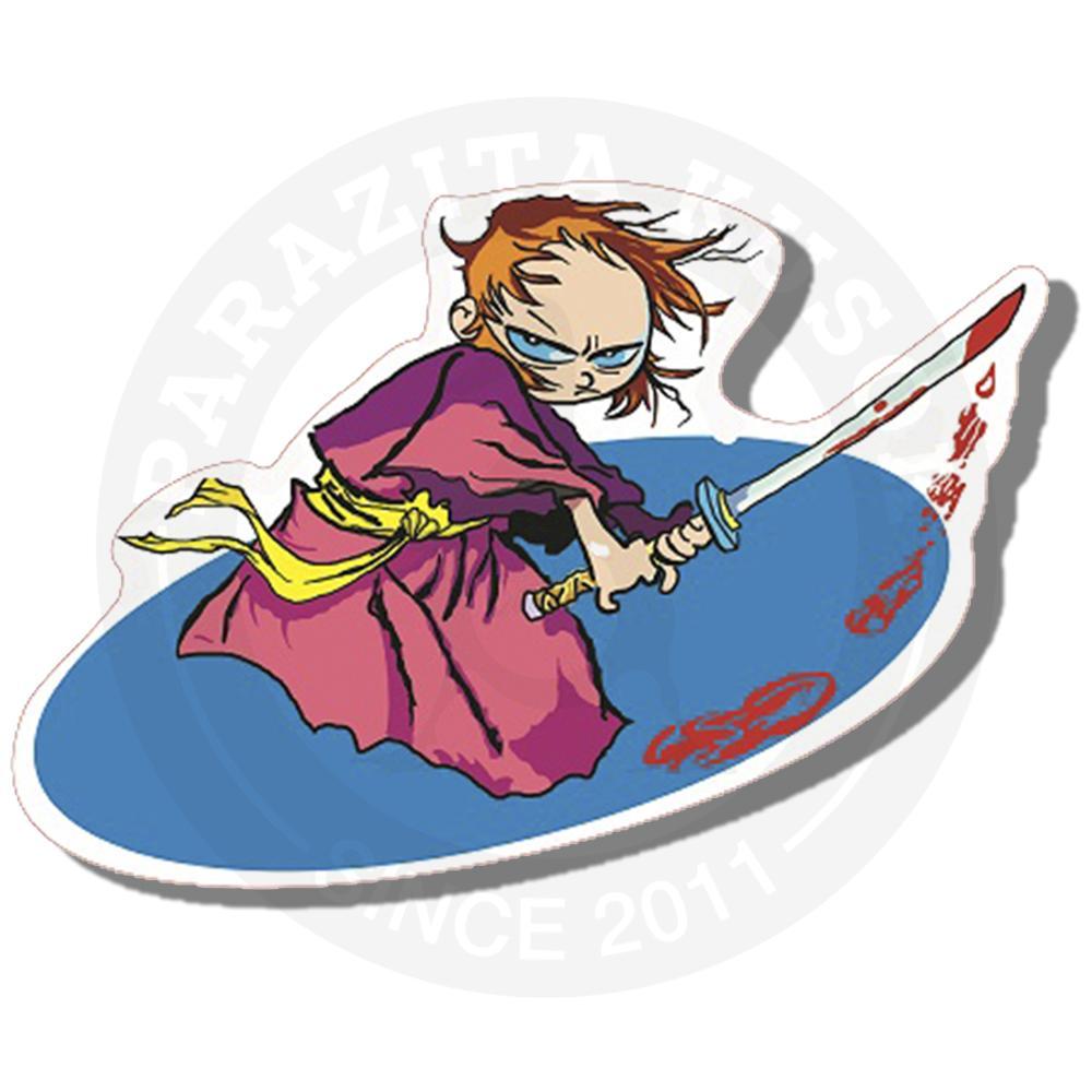 Мальчик самурай<br>