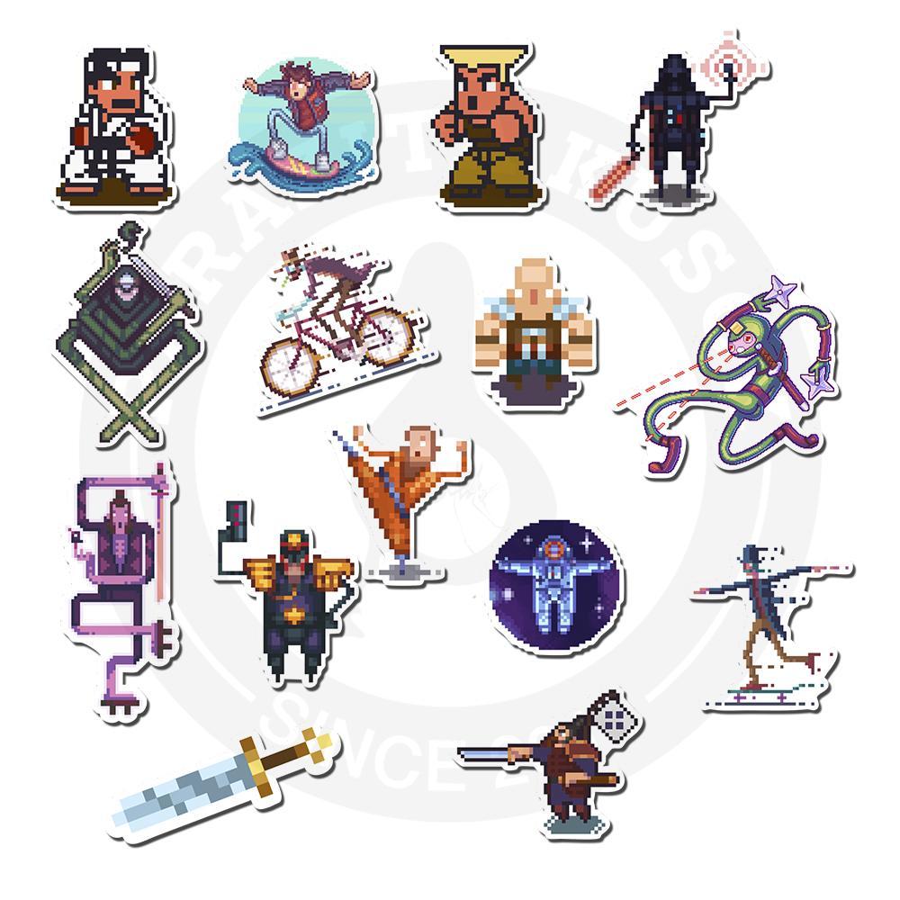 Пиксельные игры<br>