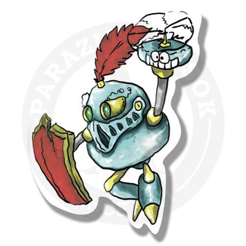 Рыцарь-робот<br>