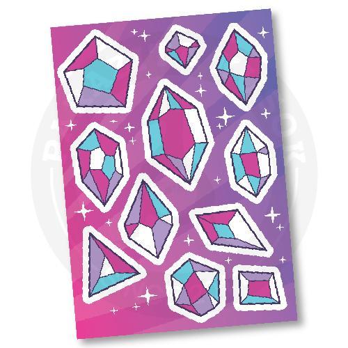 Яркие Кристаллы<br>