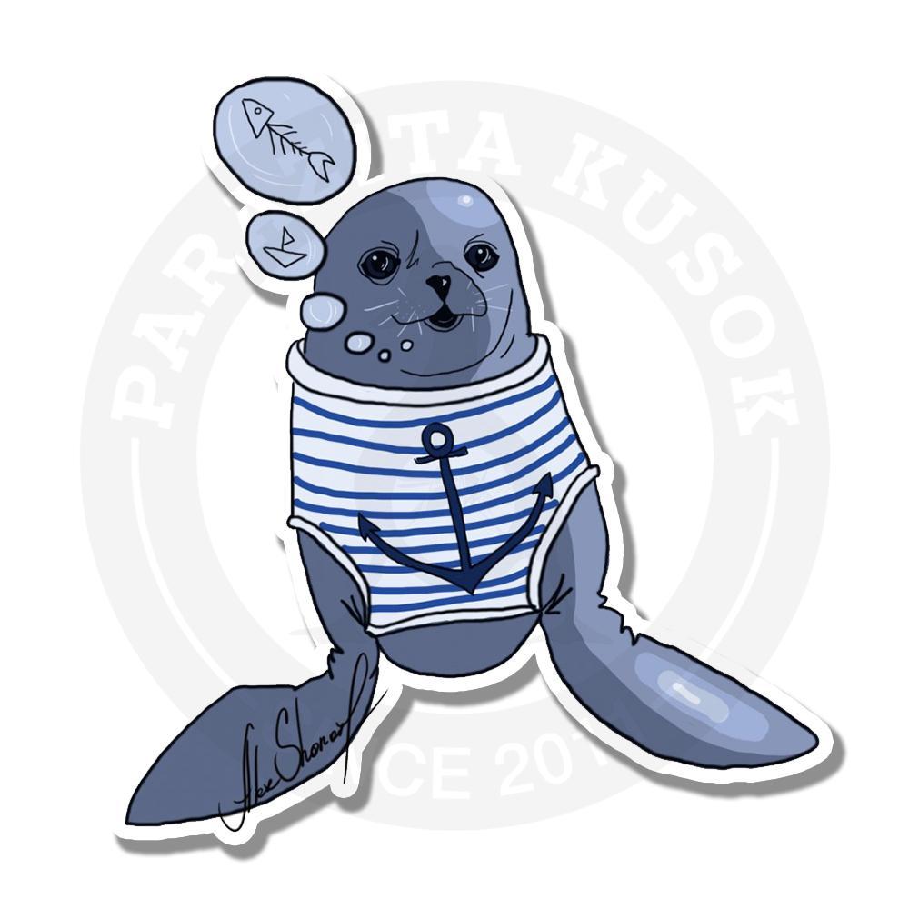 Морской котёнок<br>