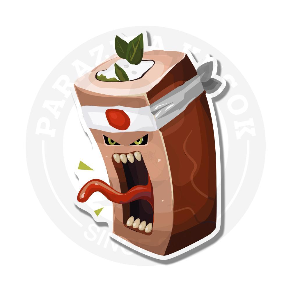 Суровый суши<br>