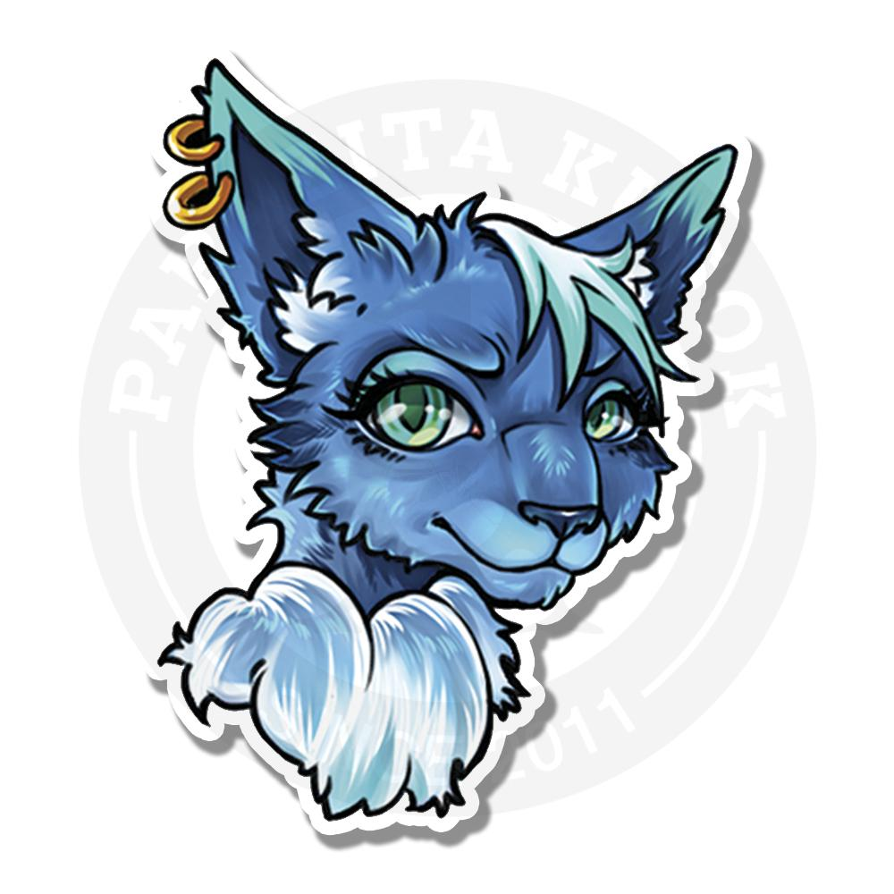 Синий кот<br>