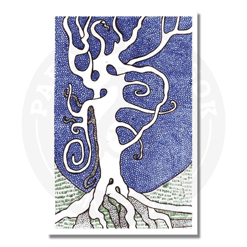 Белое дерево<br>