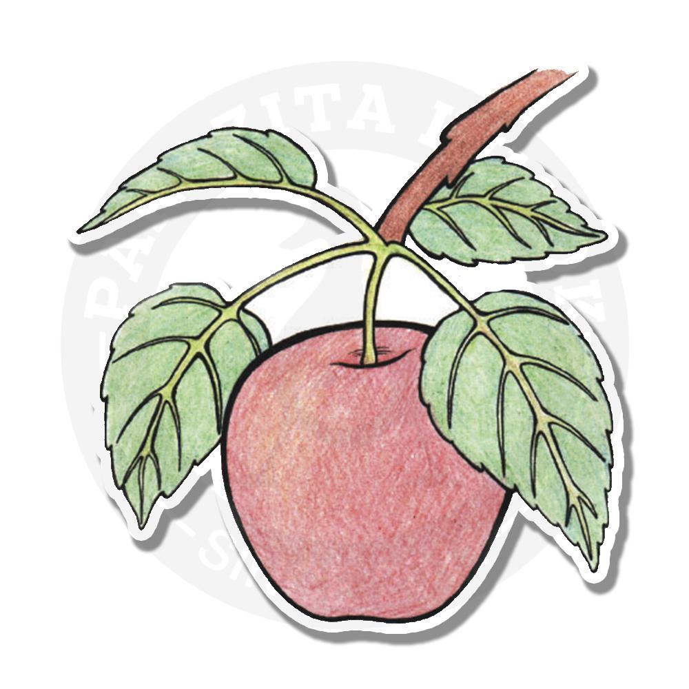 яблоко<br>
