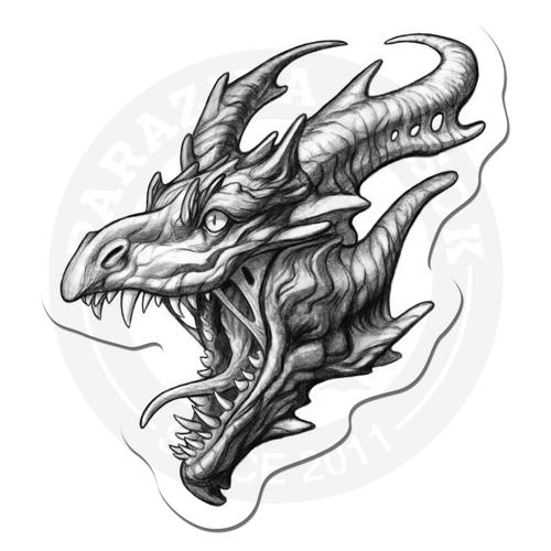 Рычащий дракон<br>
