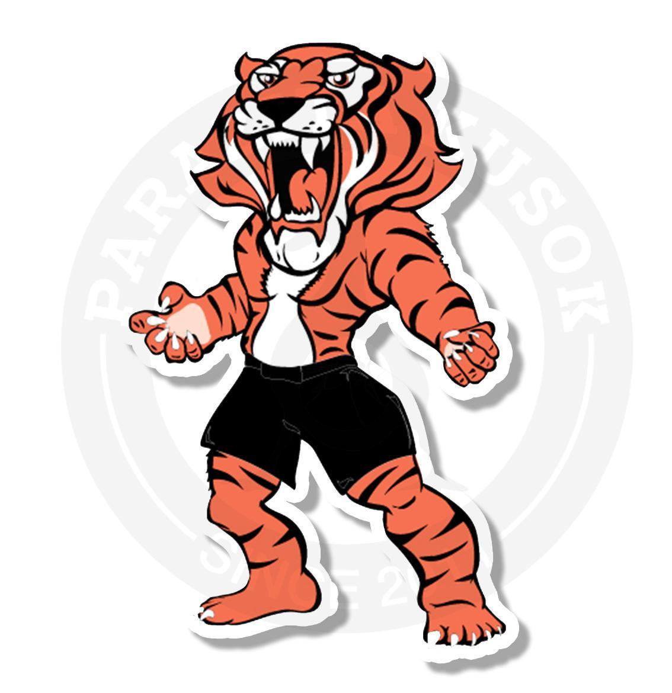 Тигр боец!<br>