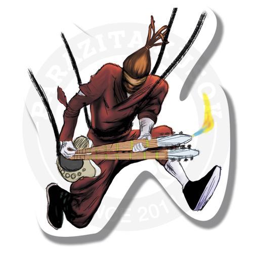 Гитарист из фильма Безумный Макс<br>