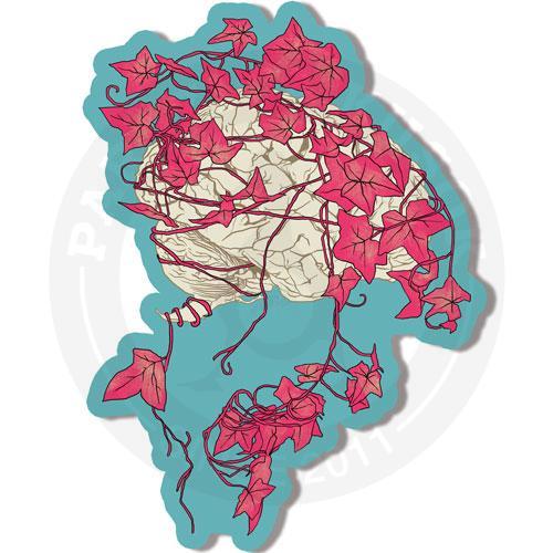 Цветочный мозг<br>