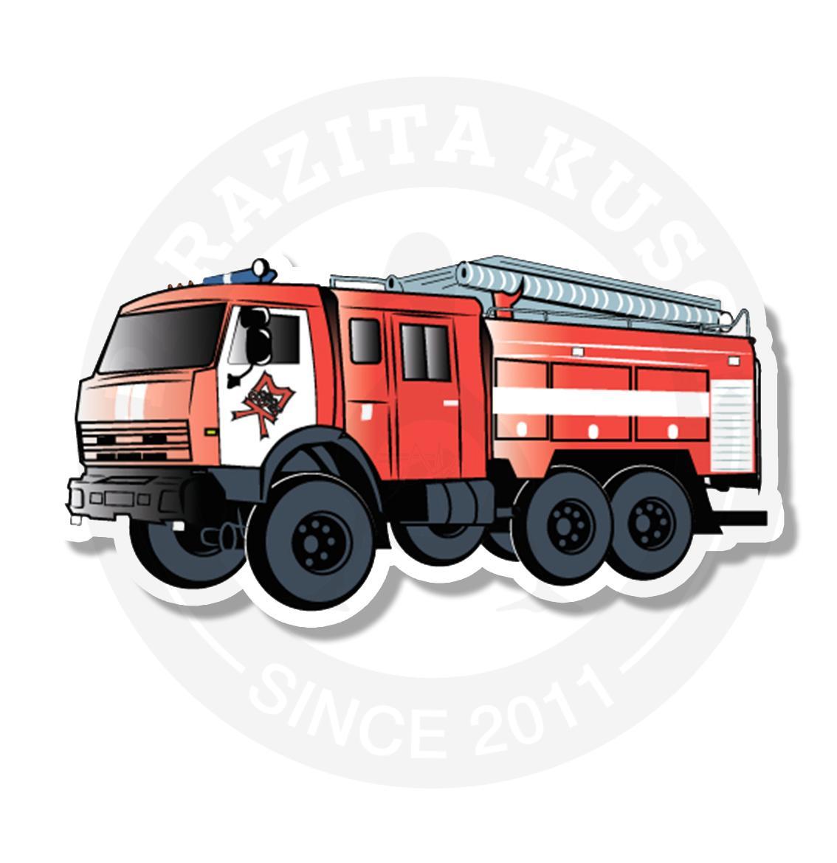 Пожарная машинка:)))<br>