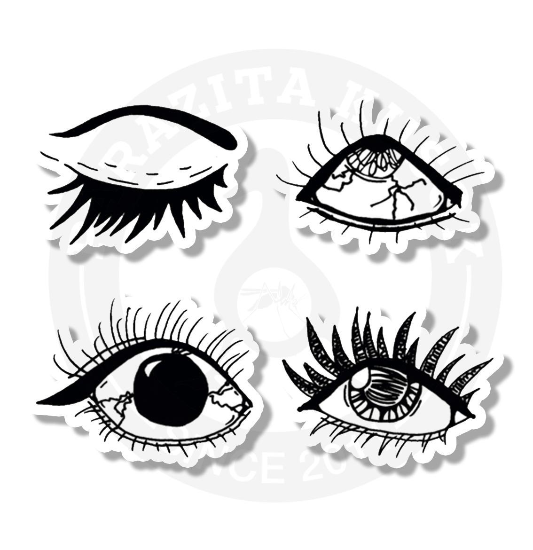 Глаза<br>