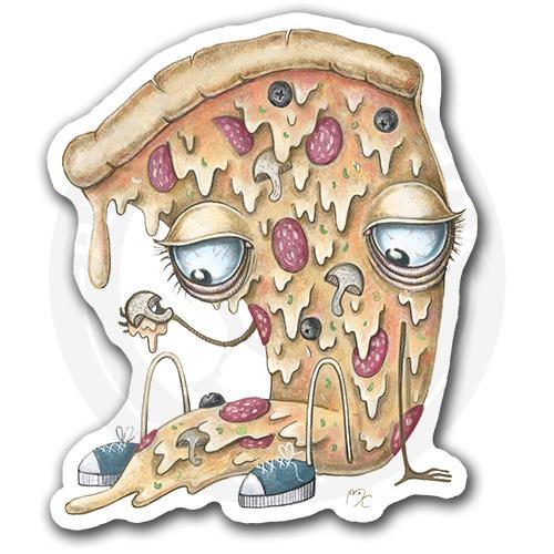 Кусочек пиццы<br>